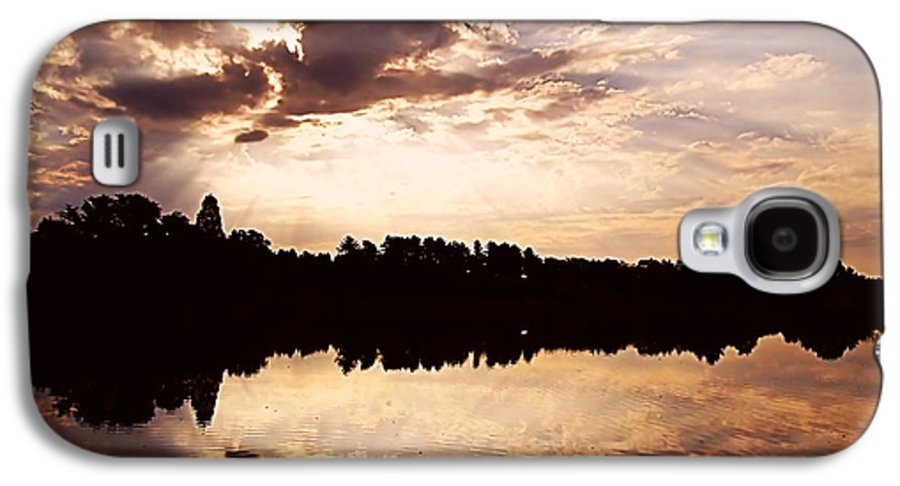 Sunrise Galaxy S4 Case featuring the photograph Glorious Moments by Gaby Swanson