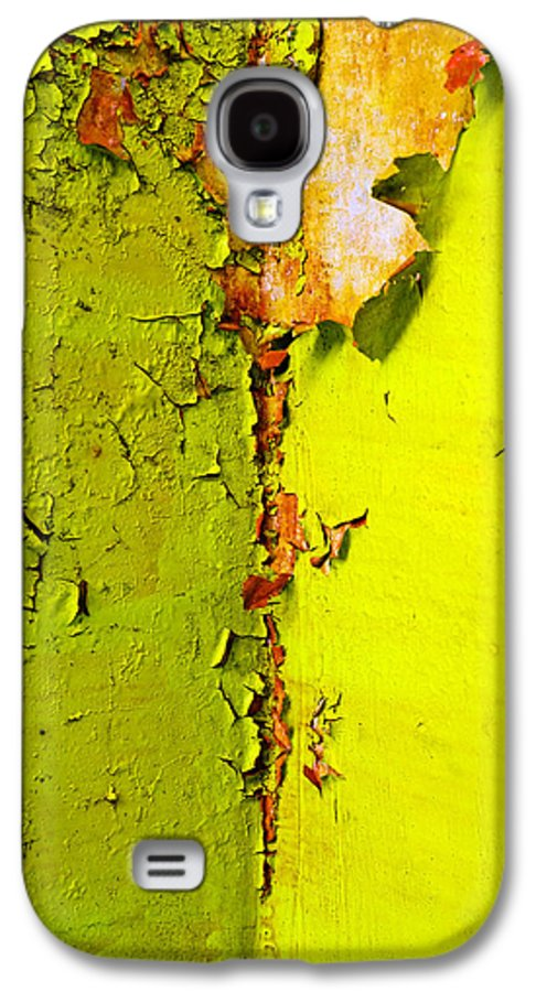 Skip Hunt Galaxy S4 Case featuring the photograph Going Green by Skip Hunt