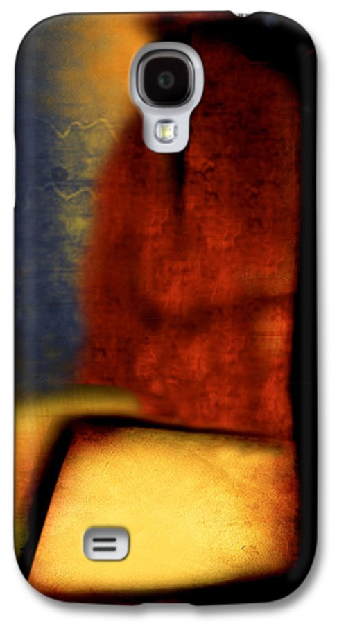 Golf Galaxy S4 Case featuring the painting Golf by Jill English