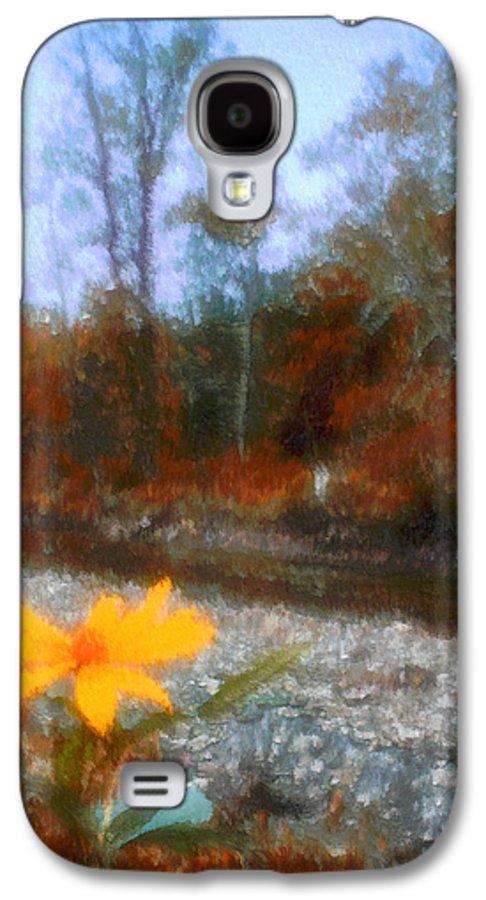 Autumn Galaxy S4 Case featuring the photograph Goodbye Summer by Kenneth Krolikowski