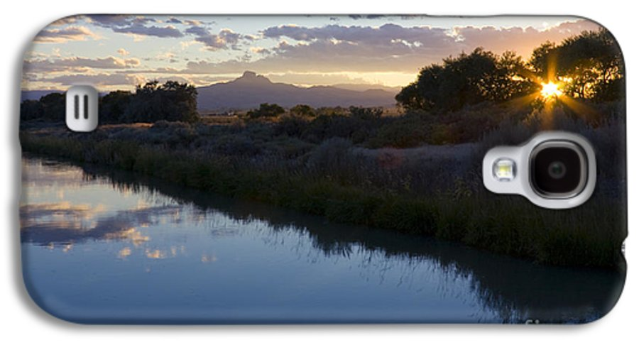 Heart Mountain Galaxy S4 Case featuring the photograph Heart Mountain by Idaho Scenic Images Linda Lantzy