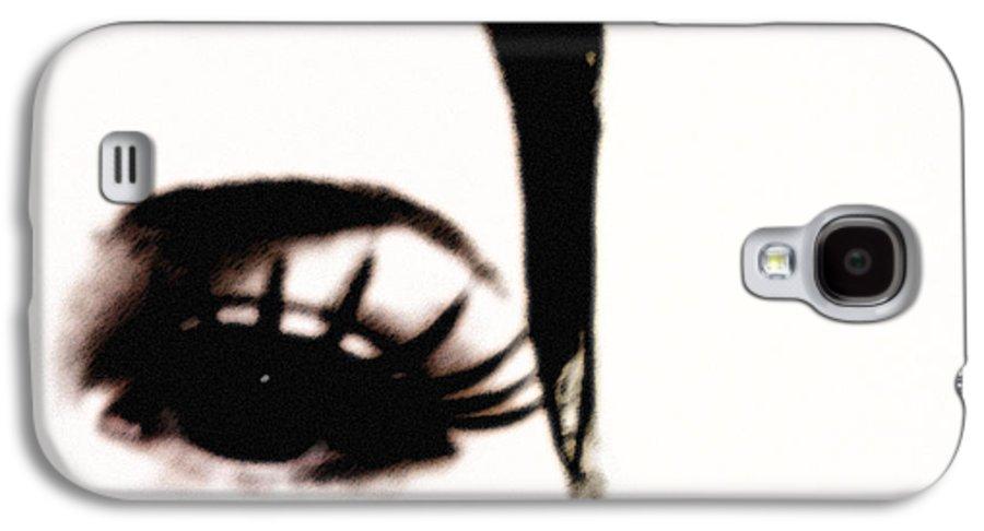 Eye Galaxy S4 Case featuring the photograph Hello by Amanda Barcon