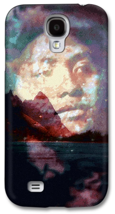 Tropical Interior Design Galaxy S4 Case featuring the photograph Ho Okahiko by Kenneth Grzesik