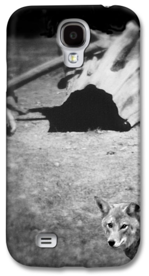 Yosemite Galaxy S4 Case featuring the photograph Homage To Josef Beuys by Ann Tracy