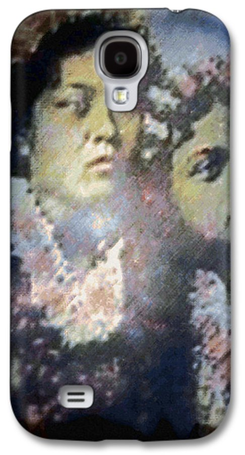 Tropical Interior Design Galaxy S4 Case featuring the photograph Hula Kaika Ma Hine by Kenneth Grzesik