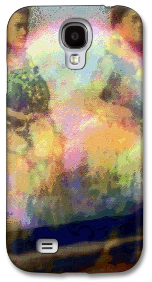 Tropical Interior Design Galaxy S4 Case featuring the photograph Hula Waiona by Kenneth Grzesik