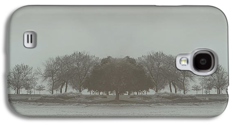 Landscape Galaxy S4 Case featuring the photograph I Will Walk You Home by Dana DiPasquale