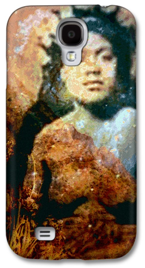 Tropical Interior Design Galaxy S4 Case featuring the photograph Ike Papalua by Kenneth Grzesik