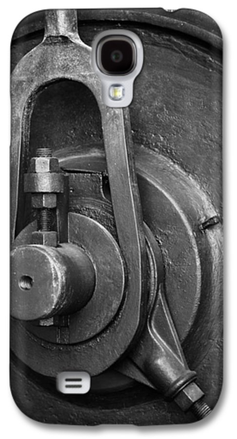 Abandoned Galaxy S4 Case featuring the photograph Industrial Detail by Carlos Caetano