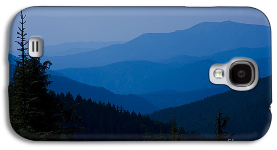 Mountain Galaxy S4 Case featuring the photograph Infinity by Idaho Scenic Images Linda Lantzy