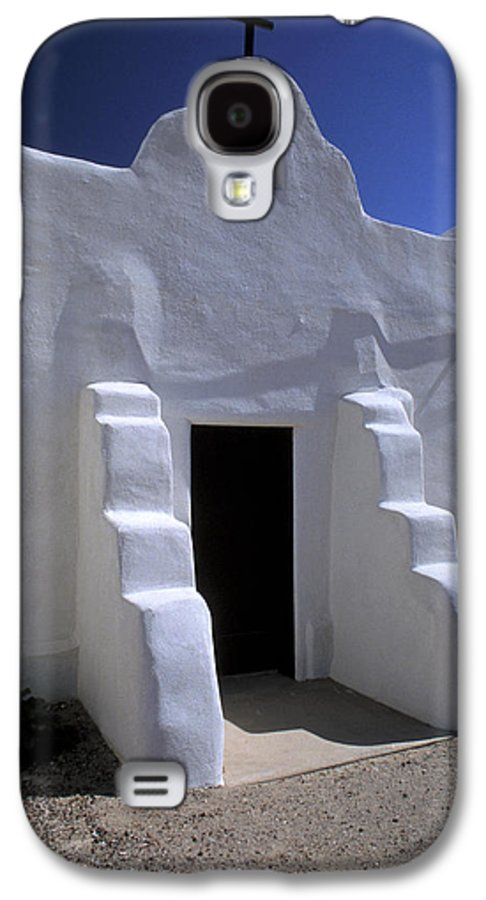Adobe Galaxy S4 Case featuring the photograph Isleta by Jerry McElroy