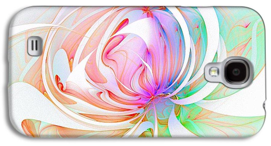 Digital Art Galaxy S4 Case featuring the digital art Joy by Amanda Moore