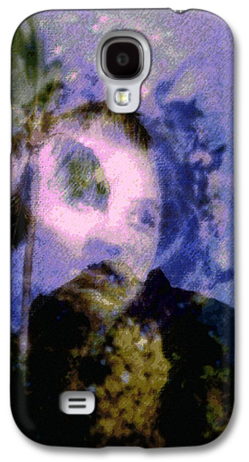 Tropical Interior Design Galaxy S4 Case featuring the photograph Kaei Manehu Uila by Kenneth Grzesik