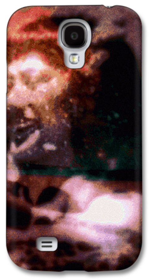 Tropical Interior Design Galaxy S4 Case featuring the photograph Kahua O Malio by Kenneth Grzesik