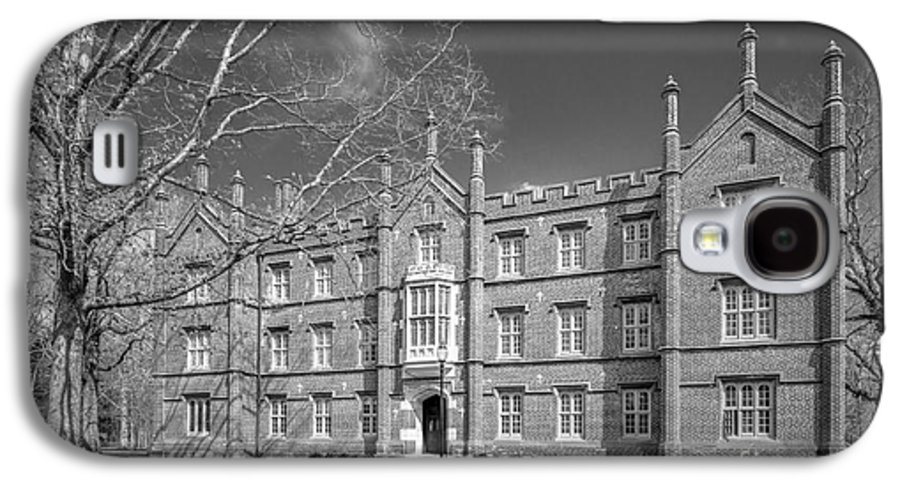 Episcopalian Galaxy S4 Case featuring the photograph Kenyon College Bexley Hall by University Icons