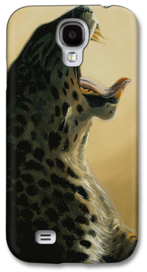 Painting Galaxy S4 Case featuring the painting Lazy Days by Greg Neal