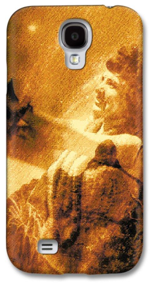 Tropical Interior Design Galaxy S4 Case featuring the photograph Lele Ka Houpo I Ka Oli Oli by Kenneth Grzesik