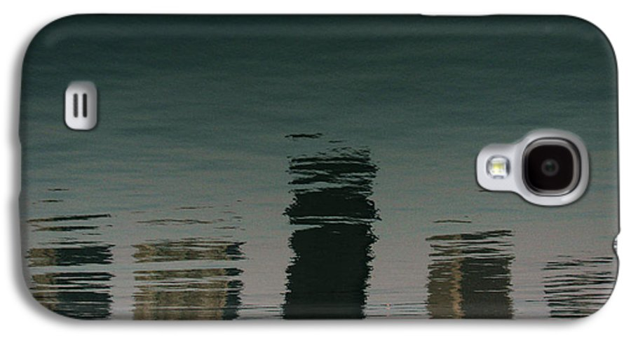 Lake Galaxy S4 Case featuring the photograph Lonely Soul by Dana DiPasquale
