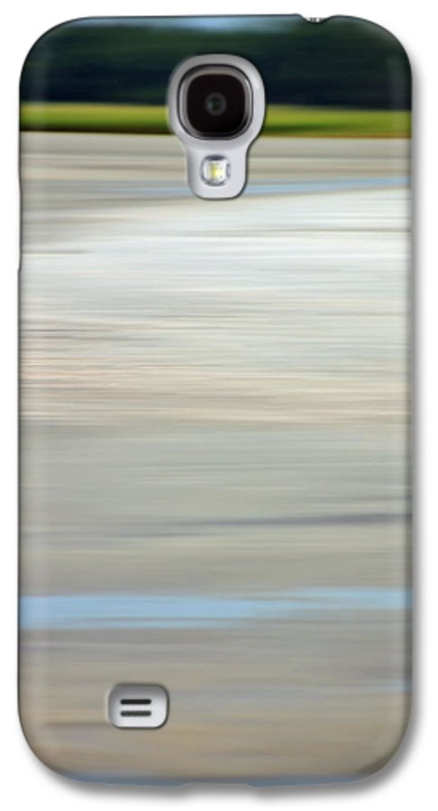 Coastal Galaxy S4 Case featuring the photograph Low Country Coastal Blur by Suzanne Gaff