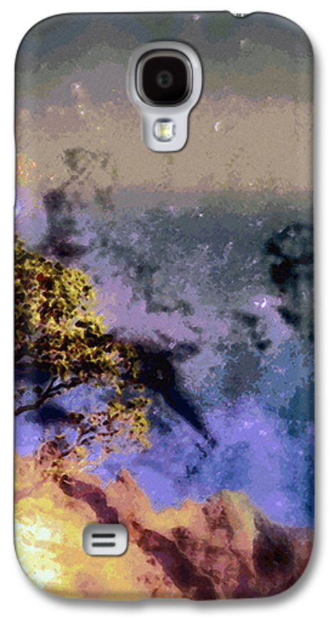 Rainbow Colors Digital Galaxy S4 Case featuring the photograph Manahuna by Kenneth Grzesik