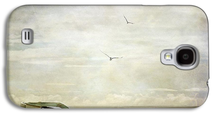 Beach Galaxy S4 Case featuring the photograph Memories by Jacky Gerritsen