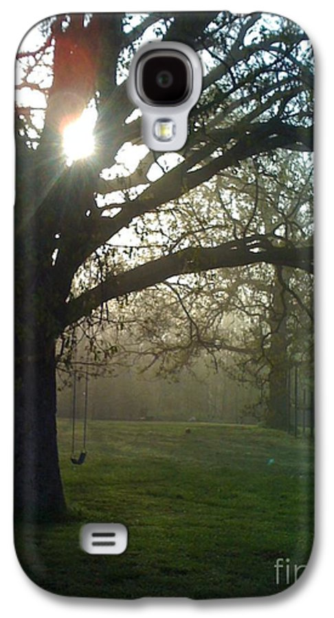 Mist Galaxy S4 Case featuring the photograph Misty Morning by Nadine Rippelmeyer