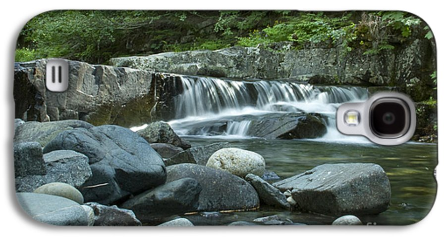 Stream Galaxy S4 Case featuring the photograph Mountain Stream by Idaho Scenic Images Linda Lantzy