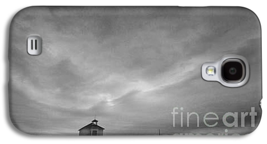 Landscape Galaxy S4 Case featuring the photograph One Room Schoolhouse by Michael Ziegler