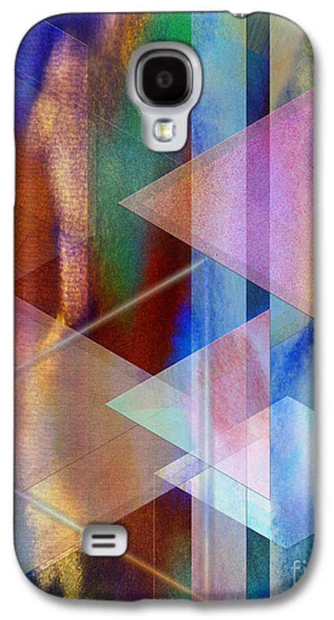 Pastoral Midnight Galaxy S4 Case featuring the digital art Pastoral Midnight by John Beck
