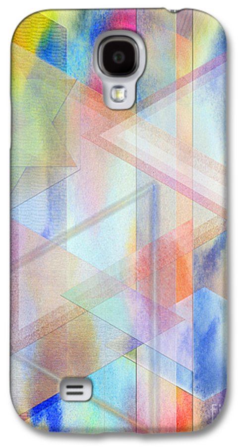 Pastoral Moment Galaxy S4 Case featuring the digital art Pastoral Moment by John Beck
