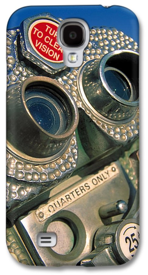 View Galaxy S4 Case featuring the photograph Peep Show by Skip Hunt