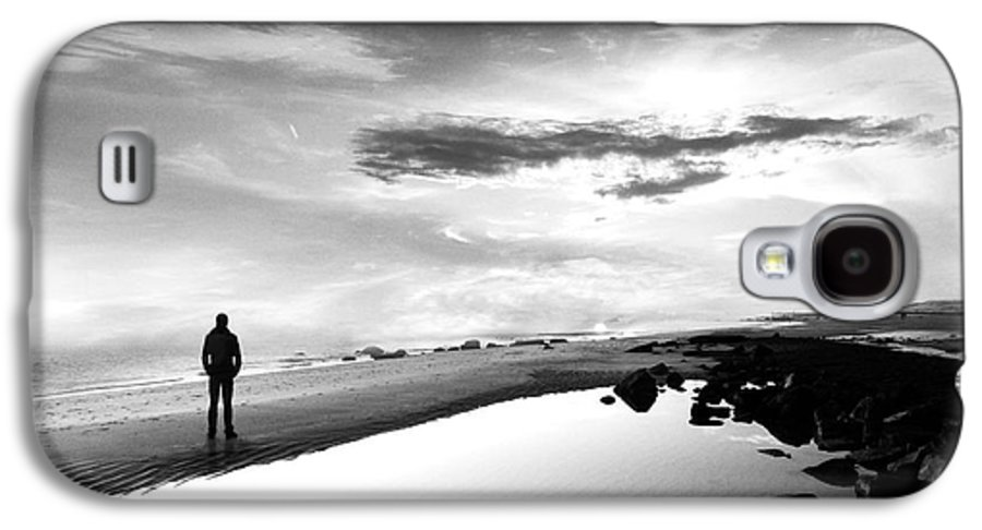 B&w Galaxy S4 Case featuring the photograph Per Sempre by Jacky Gerritsen