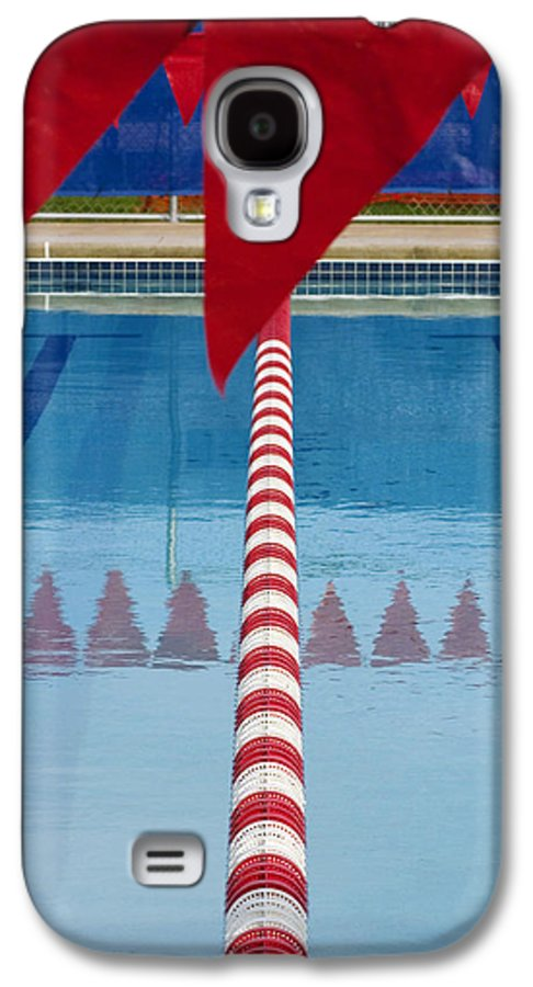Flag Galaxy S4 Case featuring the photograph Pool by Skip Hunt