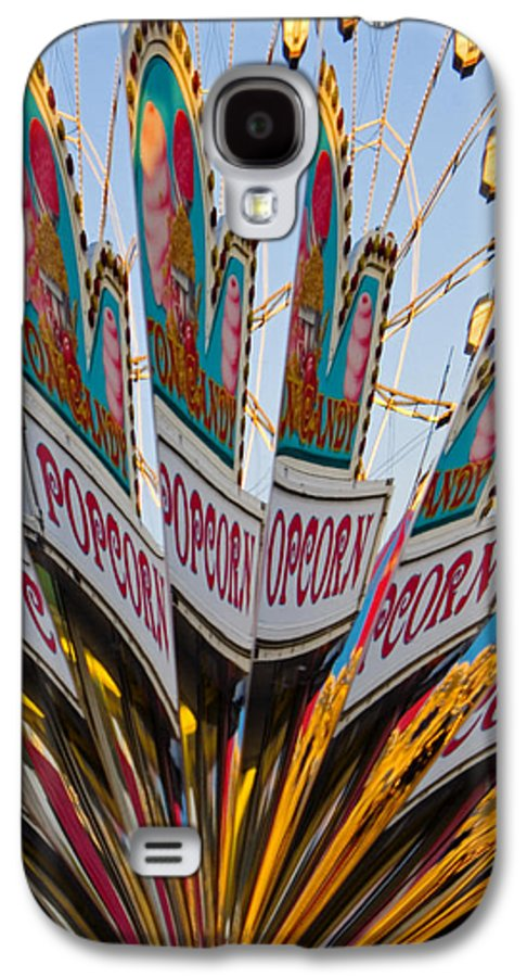 Concession Stand Galaxy S4 Case featuring the photograph Popcorn by Skip Hunt