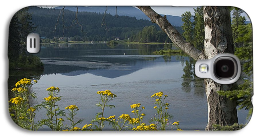 Landscape Galaxy S4 Case featuring the photograph Reflections Of Summer by Idaho Scenic Images Linda Lantzy