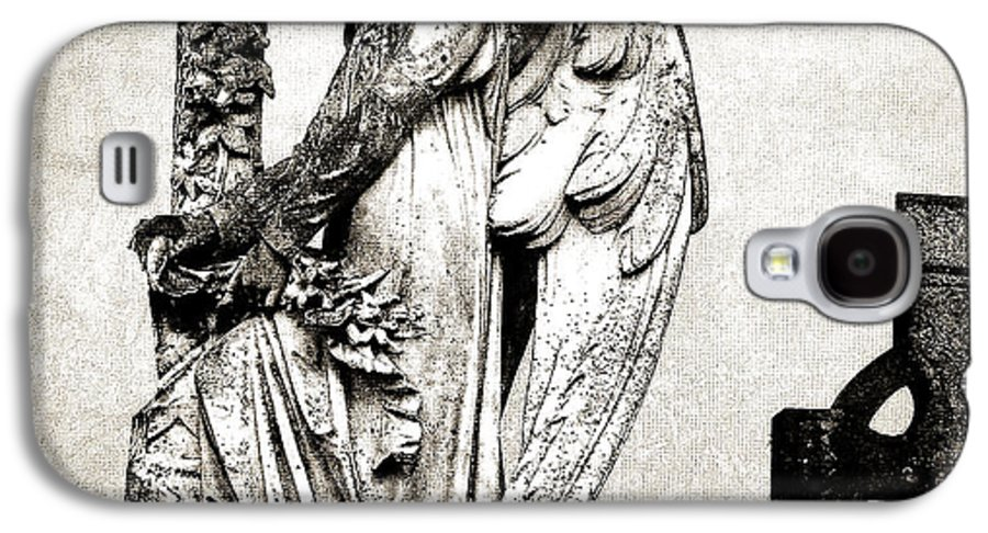 Ireland Galaxy S4 Case featuring the photograph Roscommon Angel No 1 by Teresa Mucha
