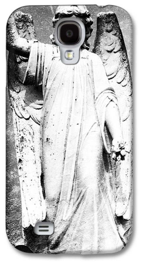 Roscommon Galaxy S4 Case featuring the photograph Roscommon Angel No 2 by Teresa Mucha