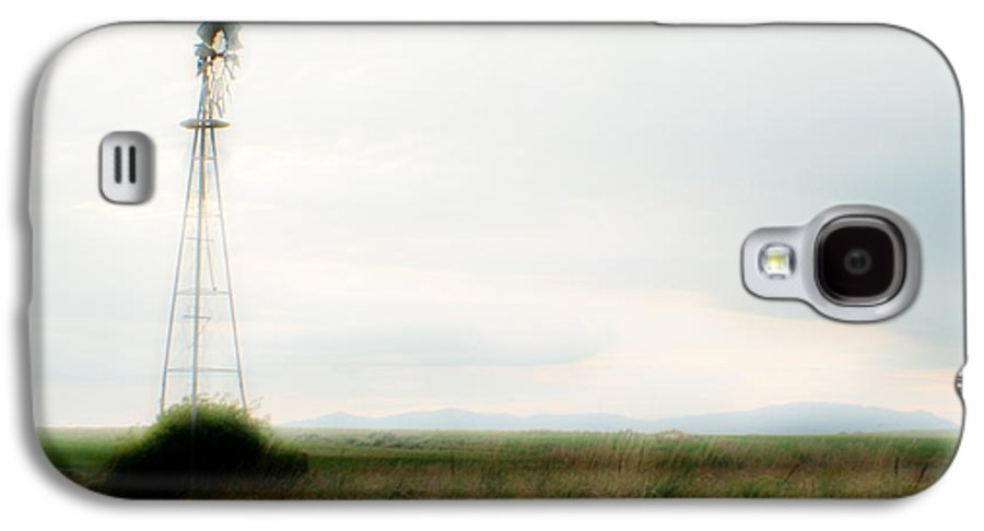 Dream Galaxy S4 Case featuring the photograph Rural Daydream by Idaho Scenic Images Linda Lantzy