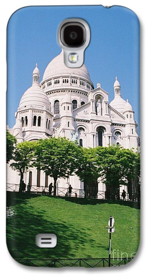 Church Galaxy S4 Case featuring the photograph Sacre Coeur by Nadine Rippelmeyer