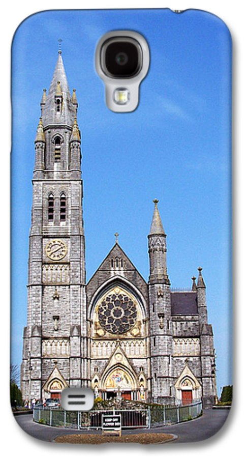 Ireland Galaxy S4 Case featuring the photograph Sacred Heart Church Roscommon Ireland by Teresa Mucha