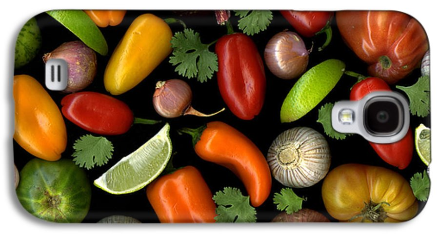 Culinary Galaxy S4 Case featuring the photograph Salsa by Christian Slanec