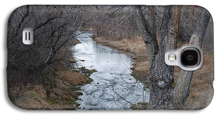 Santa Fe Galaxy S4 Case featuring the photograph Santa Fe River by Rob Hans