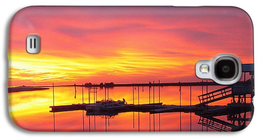 Sunsets Galaxy S4 Case featuring the photograph Seeing Is Believing by Debbie May