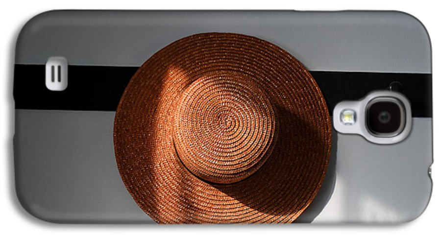 Shaker Galaxy S4 Case featuring the photograph Shaker Hat by Lone Dakota Photography