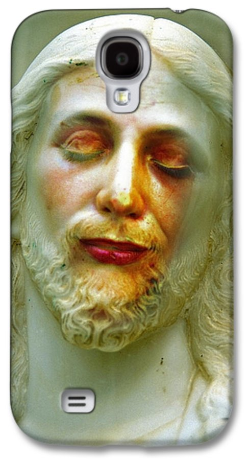 Jesus Galaxy S4 Case featuring the photograph Shesus by Skip Hunt