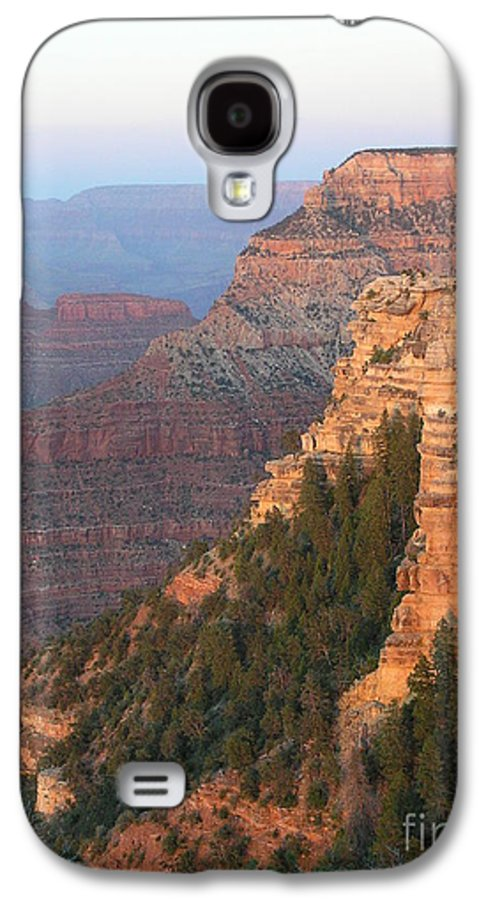 Sunset Galaxy S4 Case featuring the photograph South Rim Sunset by Louise Magno