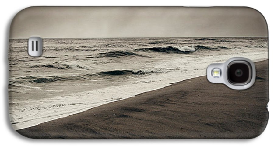 Ocean Galaxy S4 Case featuring the photograph Spending My Days Escaping Memories by Dana DiPasquale