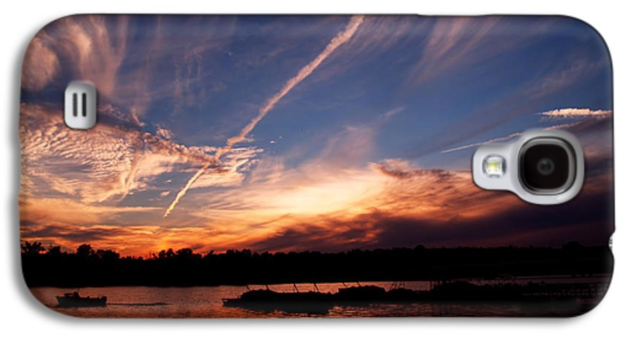 Sky Galaxy S4 Case featuring the photograph Spirits In The Sky by Gaby Swanson