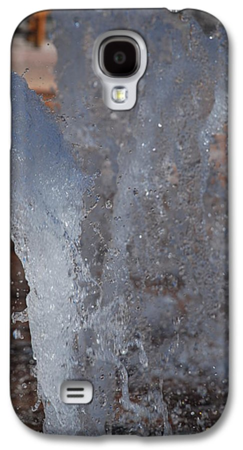 Water Galaxy S4 Case featuring the photograph Splash by Rob Hans