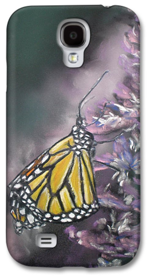 Spring Galaxy S4 Case featuring the painting Spring by Cathy Weaver